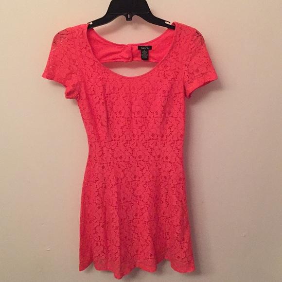 Rue21 Dresses & Skirts - Coral/ pink dress